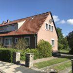 Doppelhaushälfte mit Garage in familienfreundlicher Wohnlage – Helmstedt