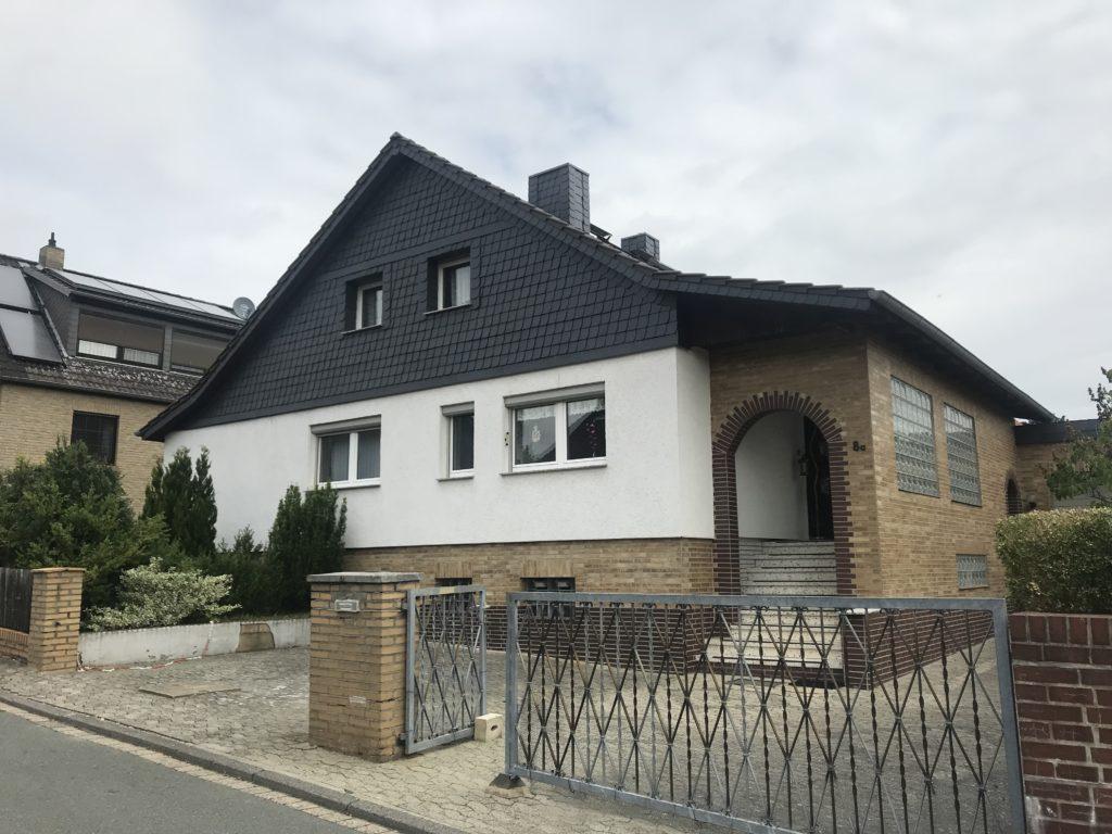 Freistehendes Einfamilienhaus mit Garage in Helmstedt – Windmühlenberg