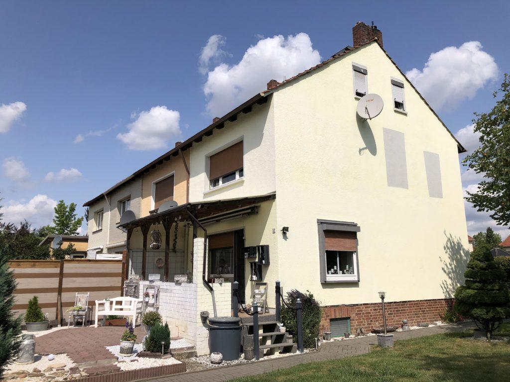 Modernisiertes und sehr gepflegtes Reihenendhaus in beliebter Helmstedter Wohnlage