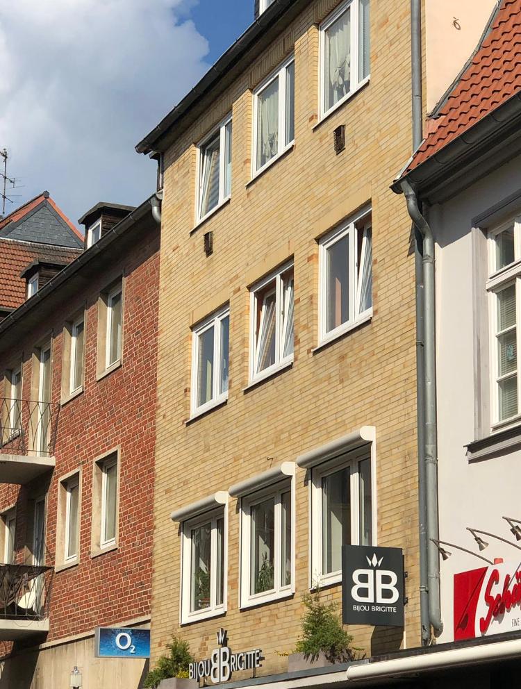 """Drei Zimmer Mietwohnung im Helmstedter Stadtkern """"Neumärker Straße"""""""
