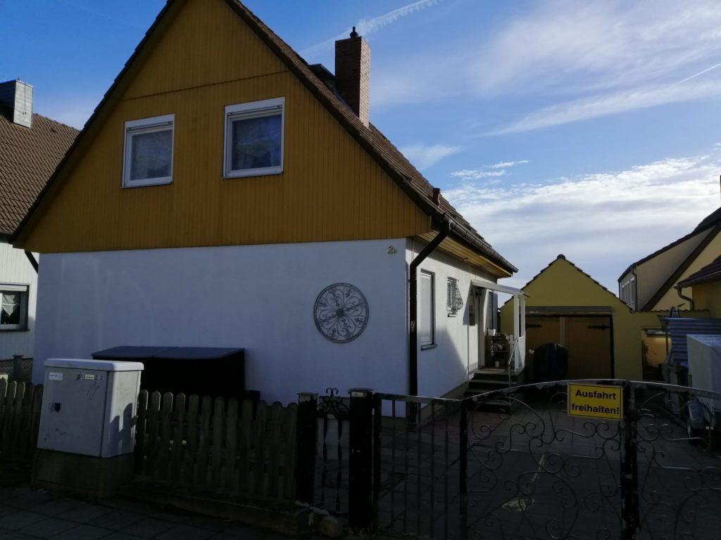 Im Preis gesenkt! Freistehendes Einfamilienhaus in familienfreundlicher Wohnlage – Schöningen