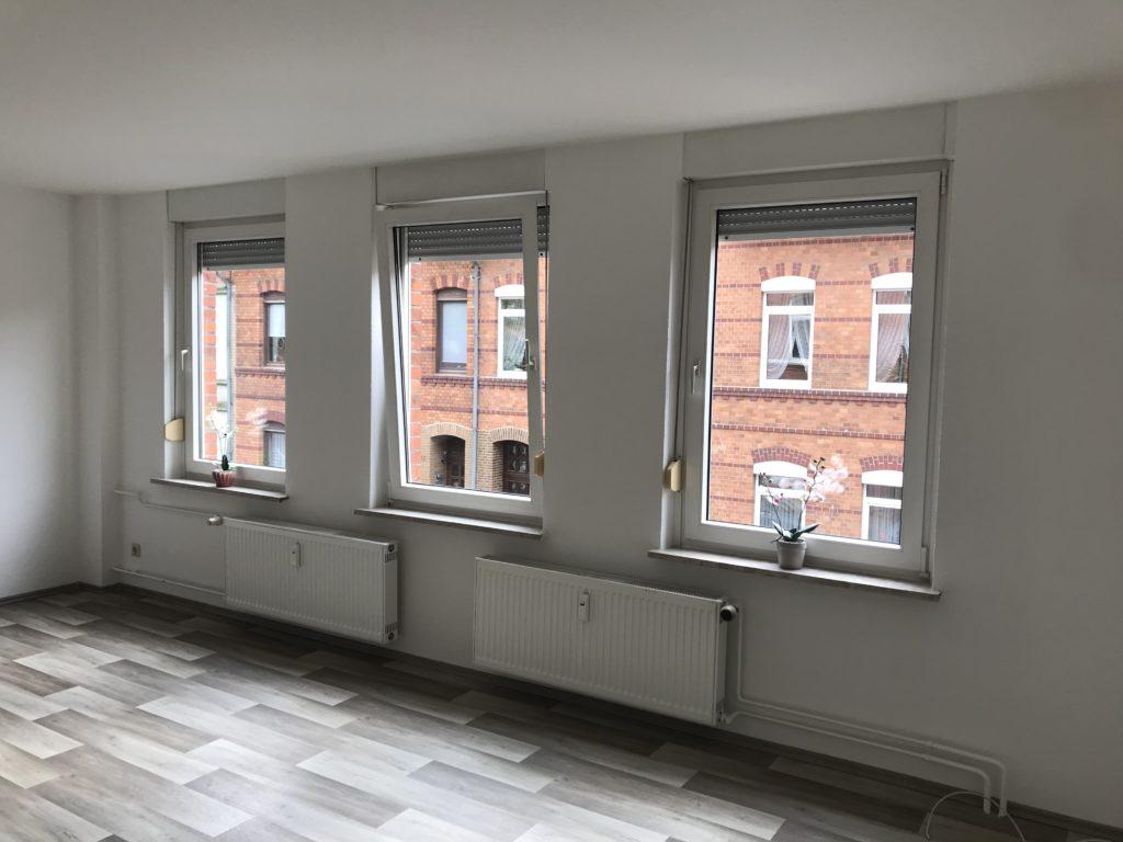 Frisch renovierte Mietwohnung in zentrumsnaher Wohnlage