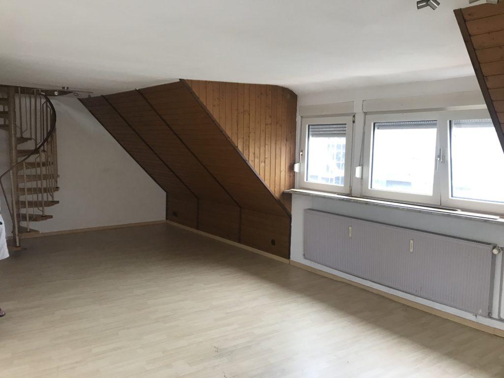 Schöne 4-Zimmer-Maisonettewohnung in zentrumsnaher Wohnlage
