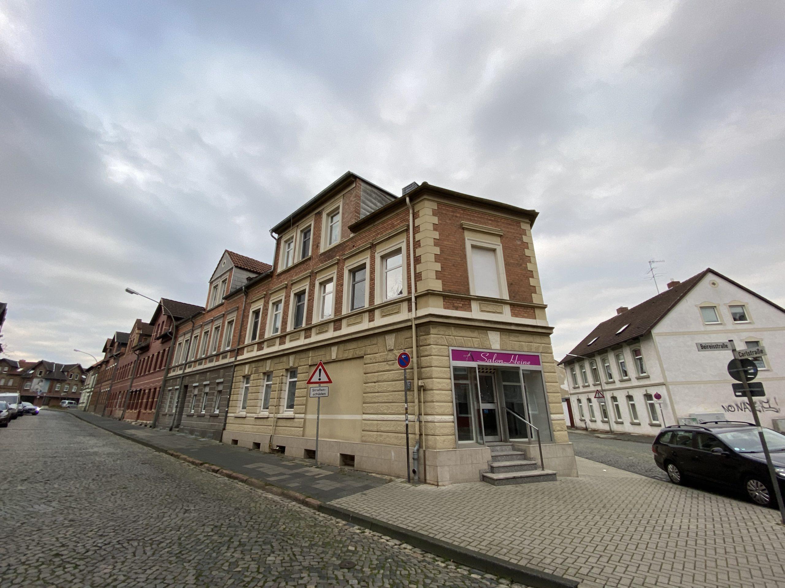 Praxis-/Büro in zentrumsnaher Helmstedter Lage