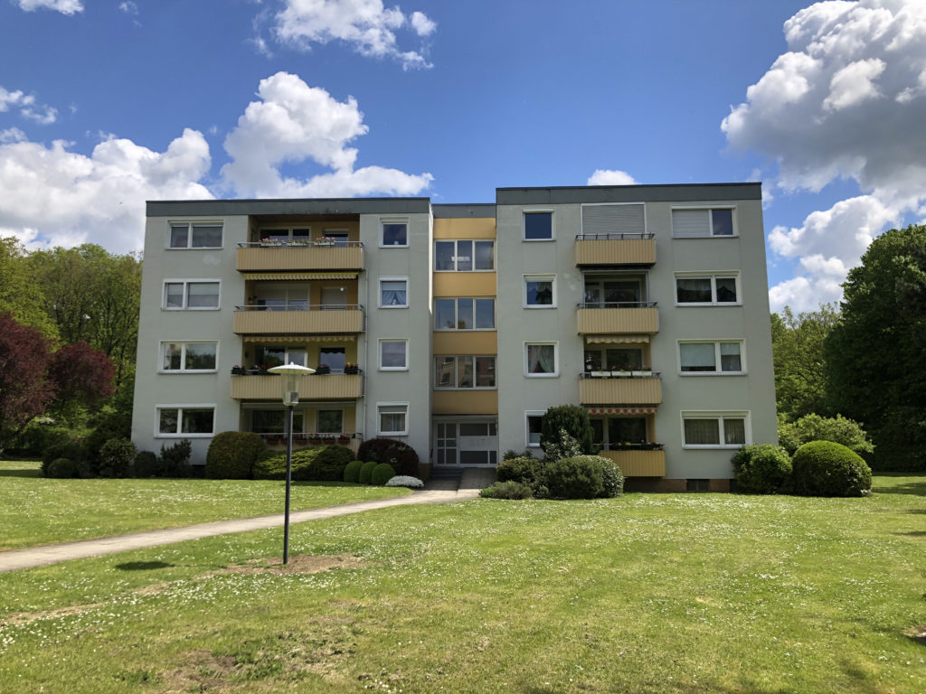 Gepflegte Eigentumswohnung mit Balkon in ruhiger Wohnlage