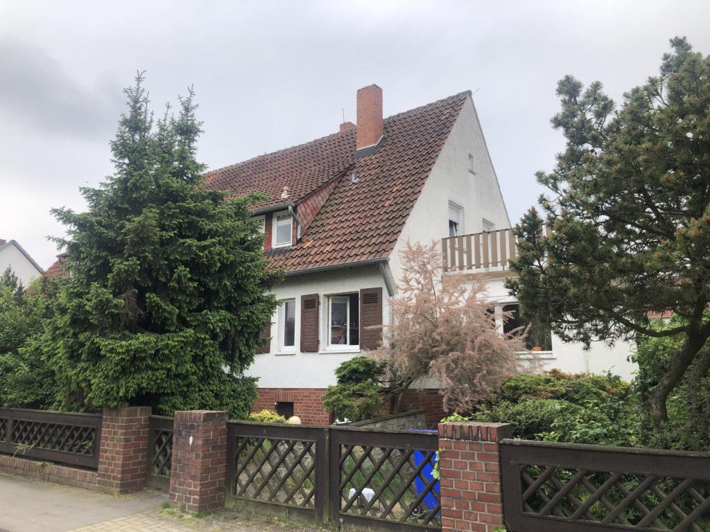 Vermietete Doppelhaushalte in ruhiger Helmstedter Wohnlage